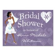 African American Bridal Shower