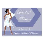 African American Bridal Shower