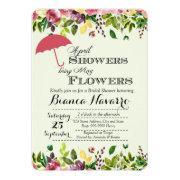 April Showers Bridal Shower