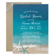 Beach Wedding Starfish Summer Bridal Shower