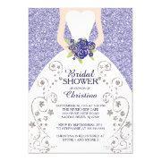 Beautiful Bride Glitter Bridal Shower