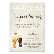 Beer Couple Shower  Bridal Wedding Bridal