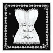 BLING BRIDAL Shower Invitation