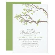 Blissful Branches Bridal Shower