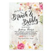 Bridal Shower Brunch Invitations FunBridalShowerInvitations