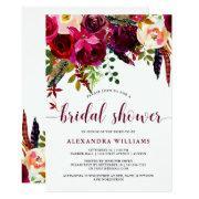 Boho Floral | Bridal Shower