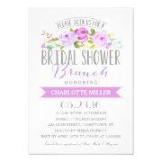 Bridal Shower Brunch | Bridal Shower