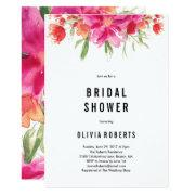Bright Summer Bridal Shower
