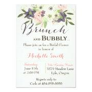 Brunch And Bubbly Bridal Shower