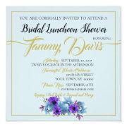 Cottage Roses Bridal Shower Wedding Suite