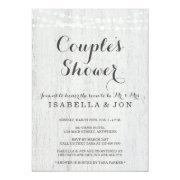 Couple's Shower  - Bridal, Wedding, Bridal
