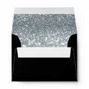 Custom Envelope - (4x6) Black Fab