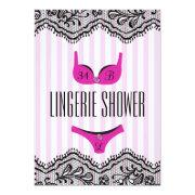 Cute Lingerie Shower