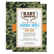 Deer Antlers Bridal Shower