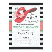 Kentucky Derby Bridal Shower Invitations FunBridalShowerInvitations