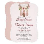 Dreamcatcher | Shabby Chic Bridal Shower Invites
