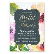 Elegant Flowers | Bridal Shower