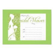 Elegant Pastel Green Bridal Shower