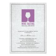 Elegant Wine Tasting Bridal Shower