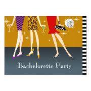 Fashion Girls Bachelorette Party