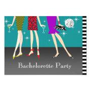 Fashion Girls Bachelorette Party