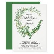 Fern Leaf Bridal Shower