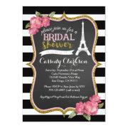 French Paris Bridal Shower
