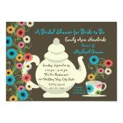 Garden Tea Party Bridal Shower And Recipe