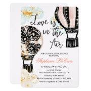 Hot Air Balloon Bridal Shower