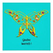 Hyper Butterfly ,blue