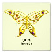 Hyper Butterfly ,white