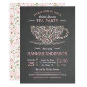 Lacy Teacup Bridal Shower Tea Party  I