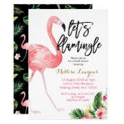 Let's Flamingle Bridal Shower