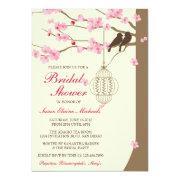 Love Birds Vintage Cage Blossom Bridal Shower