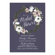 Lovely Floral Wreath- Bridal Shower