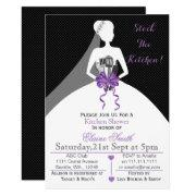 Mod Stock The Kitchen Bridal Shower Invite