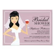 Modern Bride Wine Theme Bridal Shower