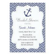 Nautical Anchor Bridal Shower