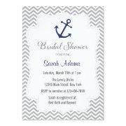 Nautical Anchor Bridal Shower