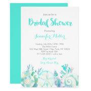 Nautical Beach Bridal Shower