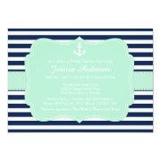 Nautical Bridal Shower Or Bridal Shower