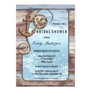 Nautical Ocean Anchor Bridal Shower