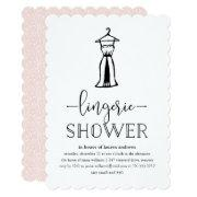 Negligée | Lingerie Shower