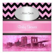 Nyc Skyline Brooklyn Bridge Boat 8p Bridal Shower