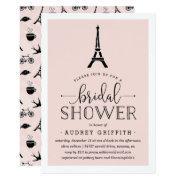 Paris Romance Bridal Shower