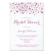 Pink Champagne Bridal Shower