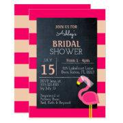 Pink Flamingo Bridal Shower