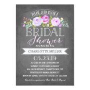 Rose Banner Bridal Shower  Purple