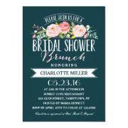 Rose Banner Brunch   Bridal Shower