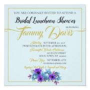 Rustic Cottage Roses Wedding Suite Bridal Shower Invitation